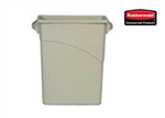 60L Slim Jim Container with Handles (30x38 bags)