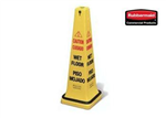 """WET FLOOR"" Safety Cone"